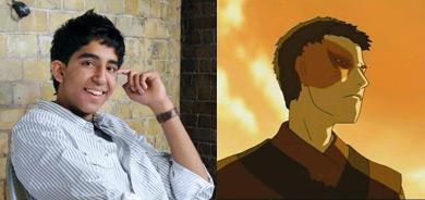Dev Patel: Future firebending prince